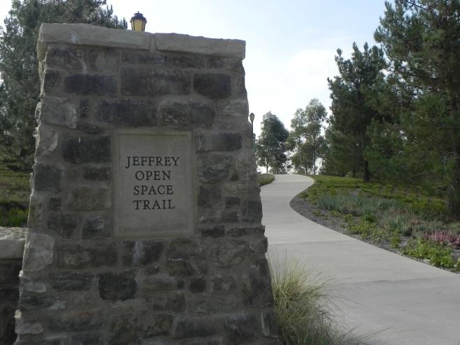 Jeffrey Open Space Trail, Melissa Fox, Melissa Fox for Irvine, melissajoifox, melissafoxblog.com