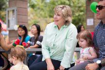 Irvine Community Services Commissioner Melissa Fox