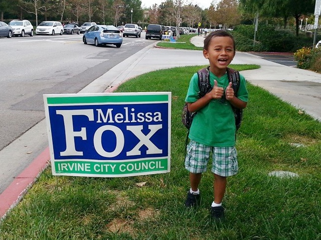 Melissa Fox, Melissa Fox for Irvine City Council, Melissa Fox Irvine, melissafoxblog, melissafoxblog.com, votemelissafox, votemelissafox.com, Irvine Commissioner Melissa Fox