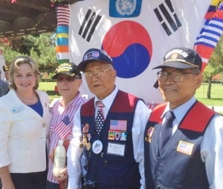 Korean War veterans (2)