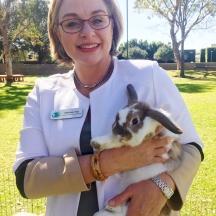 melissa bunny