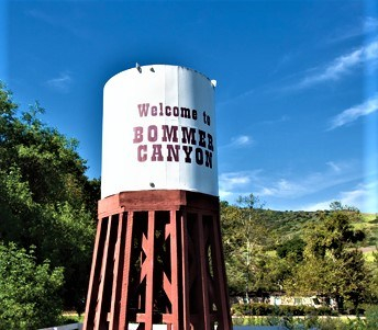 Bommer Canyon.tower