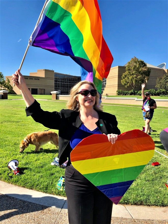 MJF Pride Flag City Hall June2019.01