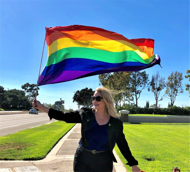MJF Pride Flag City Hall June2019.02
